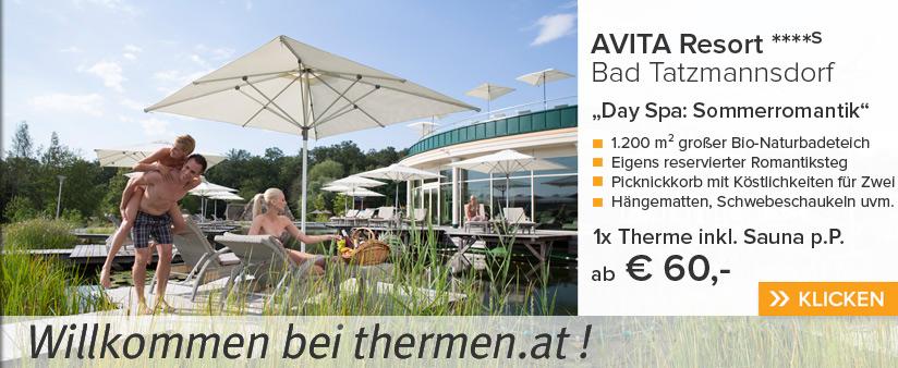 Day Spa: Sommerromantik