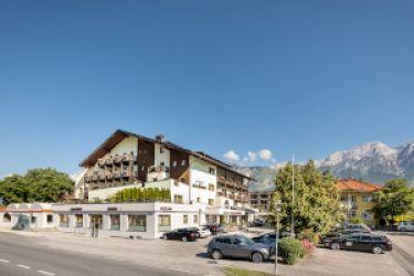 Tagen in den Alpen