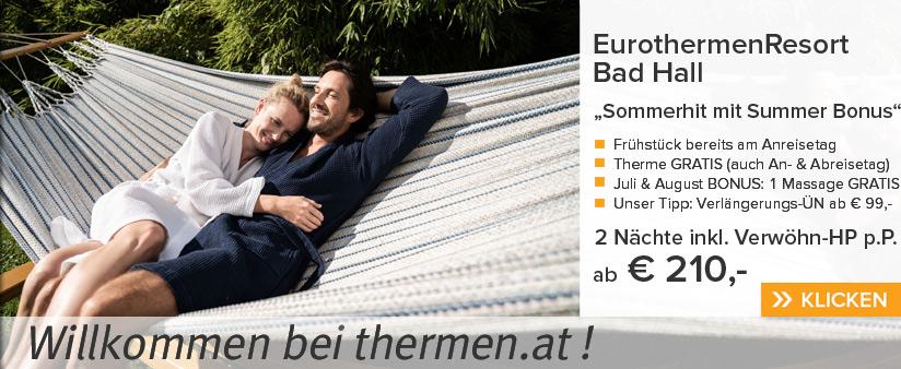 Sommerhit mit Summer Bonus