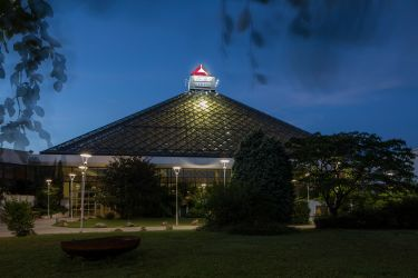 Eventhotel Pyramide ****