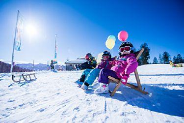 Minis-Skitage in Altenmarkt Zauchensee