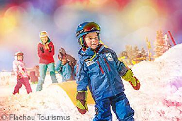 Ski-Kinderland direkt beim Hotel Felsenhof
