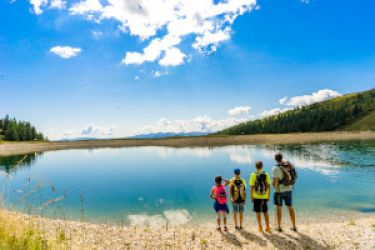 Kids urlauben gratis im sonnigen Süden Salzburgs