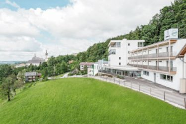 Grün tagen im SPES Seminarhotel in Schlierbach