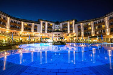 Lotus Therme Hotel & Spa *****