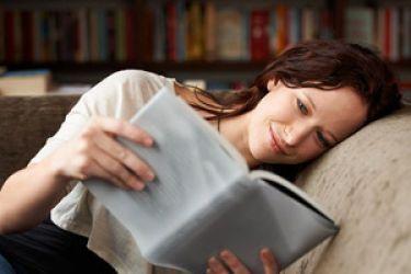Daheim bleiben und lesen!