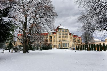 Thermia Palace Ensana Health Spa Hotel *****