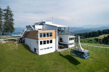 Bergstation Pfänderbahn