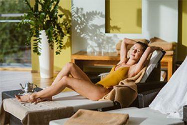 Unbeschwert relaxen