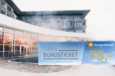 Winter-Bonusticket: SparenSie bis zu € 150,-