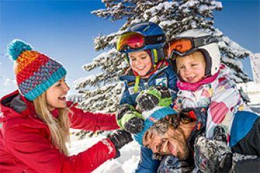 Familienzeit & Erholung in den Weihnachtsferien