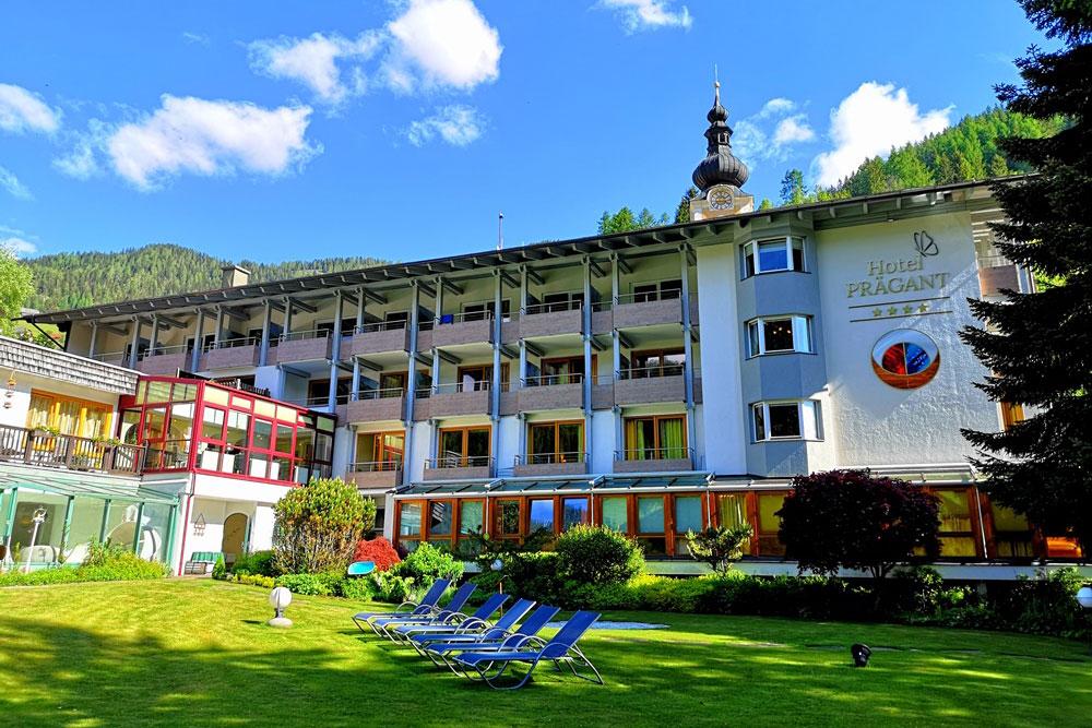Hotel Prägant ****