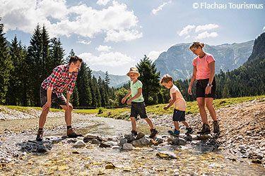 Super-Last-Minute: Kurzurlaub in Flachau