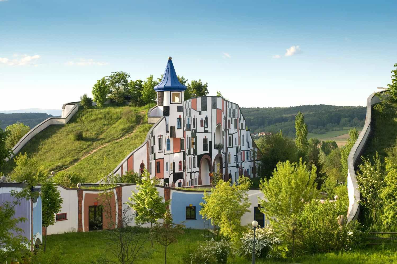 Rogner Bad Blumau ©Hundertwasser Architekturprojekt