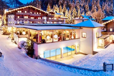 All Inclusive Baby- und Kinderhotel Habachklause ****