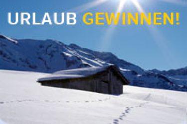 Gewinnspiel Winter