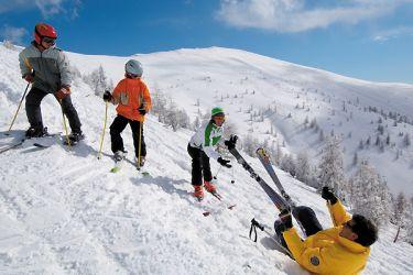 Skierlebnis & Wintersonne pur in Bad Kleinkirchheim