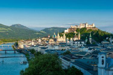 Stadt Salzburg und Umgebung