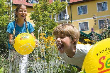 DAS Kinderhotel in Lutzmannsburg