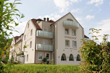 Hotel Restaurant Donauhof ****