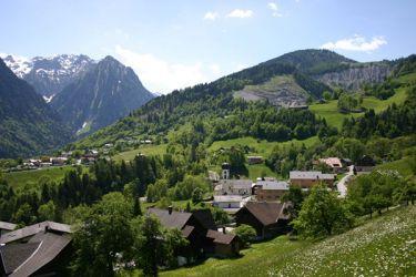 Brandnertal - Alpenstadt Bludenz