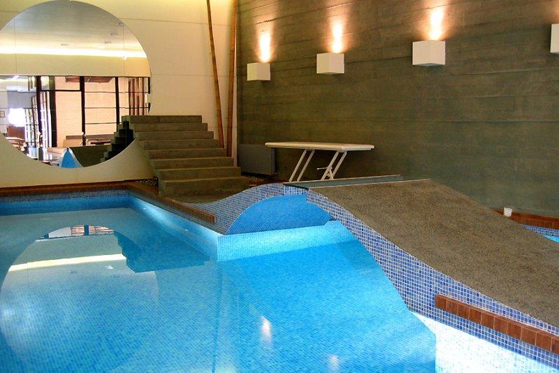 Thermalwasser im Hotel
