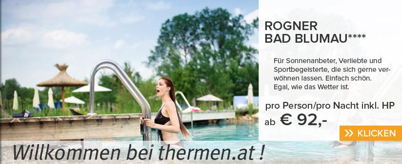 Rogner Bad Blumau Sommer in Himmelblau