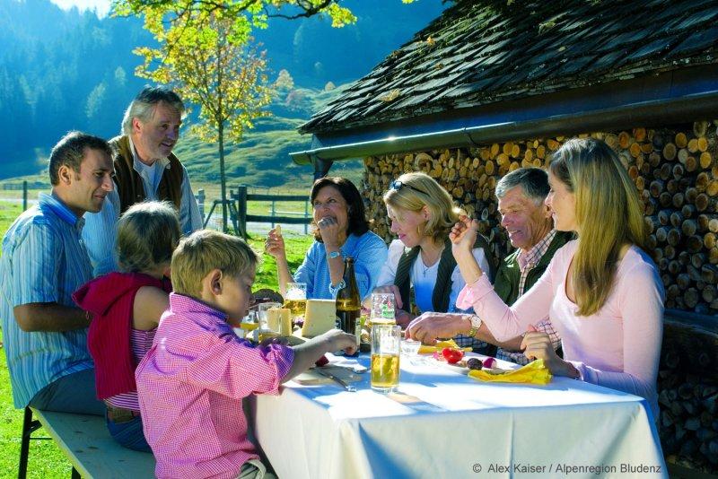 Natur-Erlebnis Hotel Taleu ****