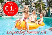 � 1,- Summer Special in Loipersdorf