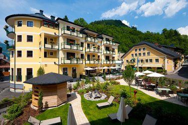 Tagen in den Salzburger Bergen