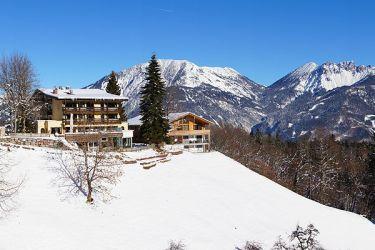 Winterurlaub im <br>Natur-Erlebnis Hotel Taleu