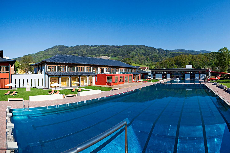 Großartig Spa Und Wellness Zentren Kreative Architektur Galerie ...