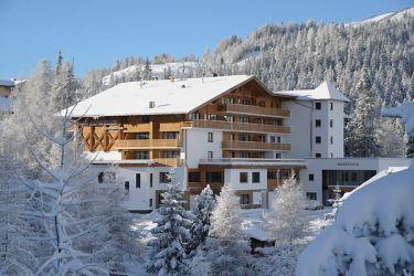 Skiurlaub am Katschberg - direkt an der Piste