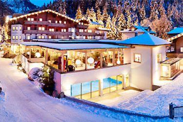 Weihnachten oder Silvester inden Kitzbühler Alpen