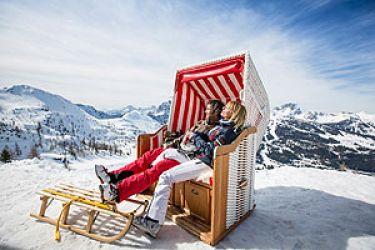 Wintertraum im Falkensteiner Aktiv-Resort Nassfeld