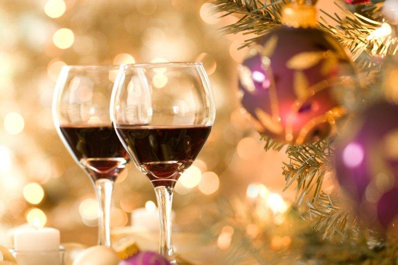 Weihnachtsfeier in einem Seminarhotel