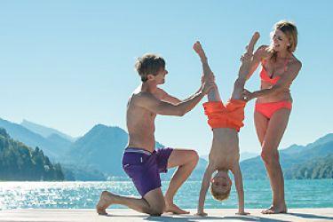 All Inclusive Ferien in der Seeregion!