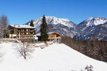 Winterurlaub im Natur-Erlebnis Hotel Taleu