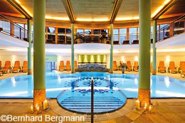 Herbst-Wellness in Bad Waltersdorf