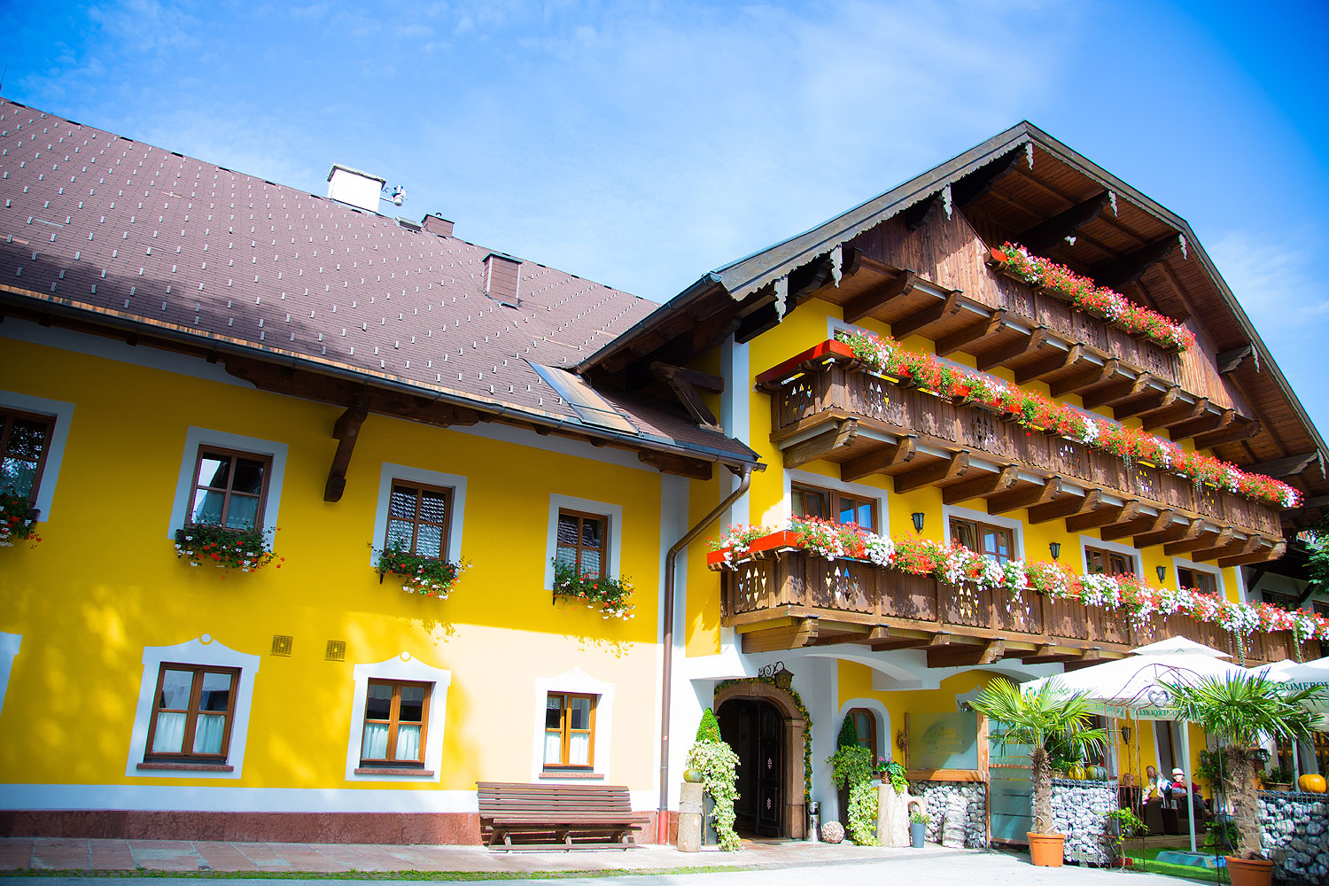 Hotel Alte Post Feld Am See