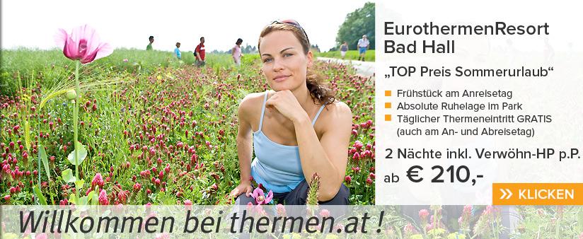 TOP Preis Sommerurlaub