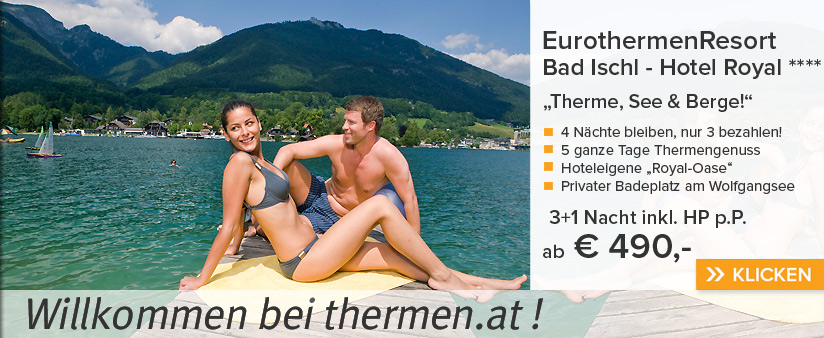 Therme, See & Berge!