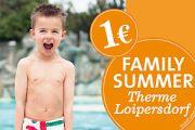 € 1,- Family Summer