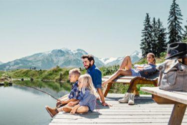 KINDERHOTEL Zell am See Sommer-Special: Eine Nacht geschenkt!