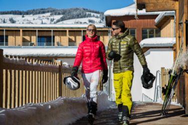 Skiurlaub ohne Hektik inmitten der Ski Amadé
