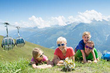 Sommerurlaub im Smaragdhotel Tauernblick
