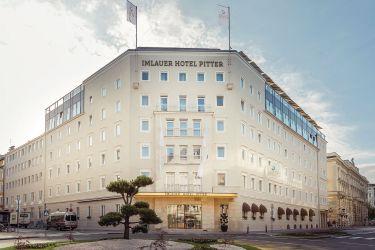IMLAUER HOTEL PITTER Salzburg ****Superior